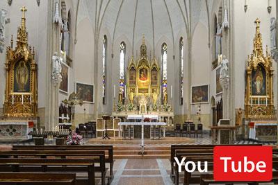 Diretta dal Santuario della Madonna di Santa Valeria